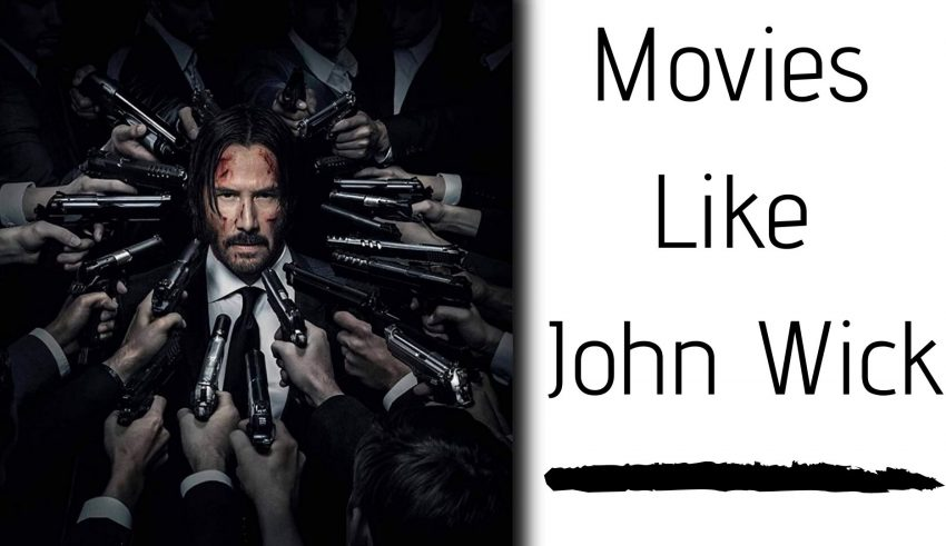 movies like john wick
