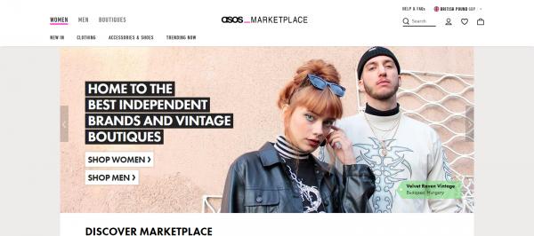 ASOS Marketplace: Alternative To PoshMark