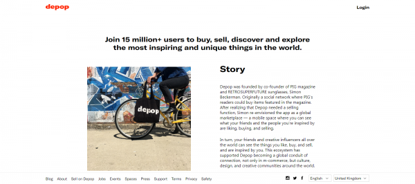 Depop: Alternative To PoshMark