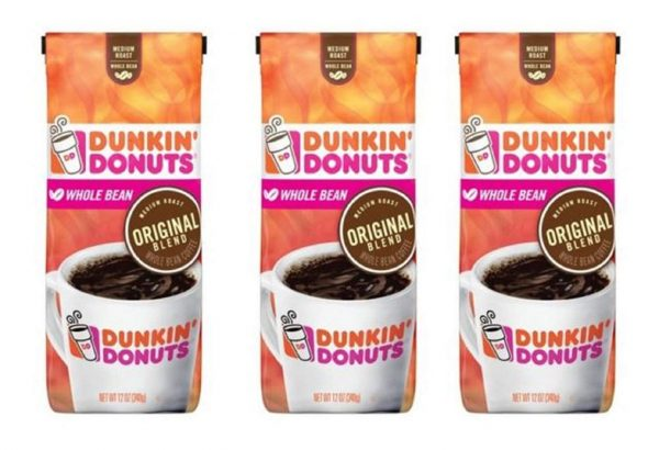 Dunkin' Donuts Best coffee brands in USA