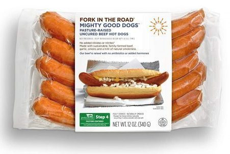Fork In The Road Mighty Good Dogs Best Hot Dog Brand