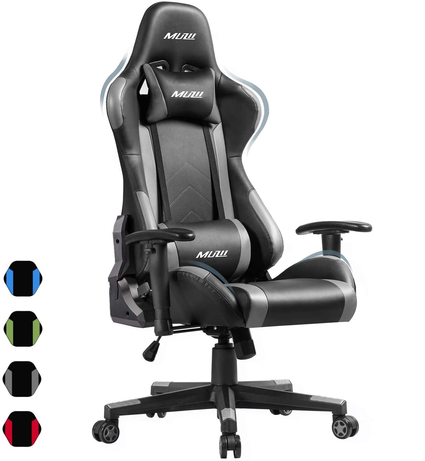 Picture of: 10 Best And Comfortable Gaming Chairs To Buy In 2020