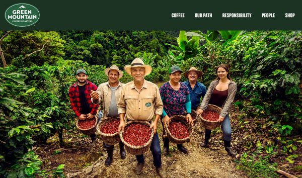 Green Mountain Coffee Best coffee brands in USA