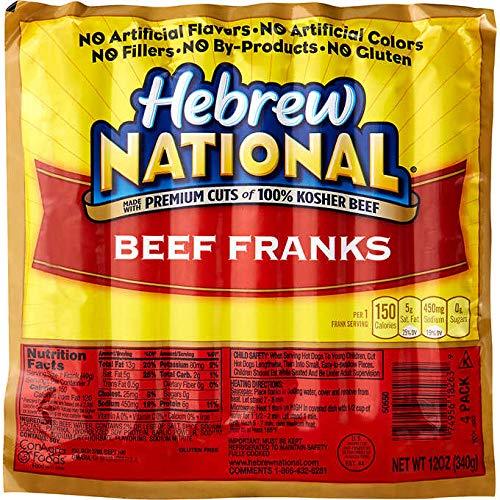 Hebrew National Best Hot Dog Brand