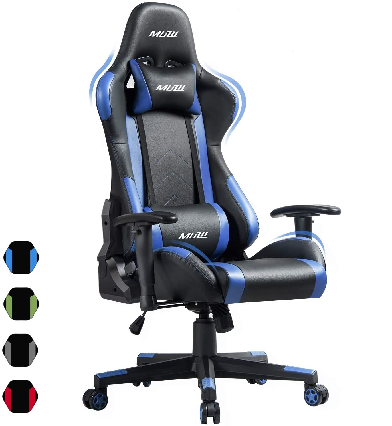 Muzii BIFMA Certified Gaming Chair