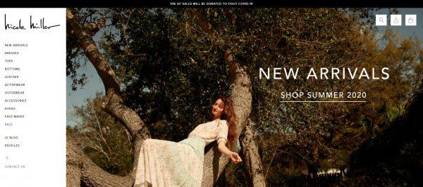 Nicole Miller Store Like Charlotte Russe