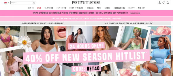 Pretty Little Things Store Like Charlotte Russe