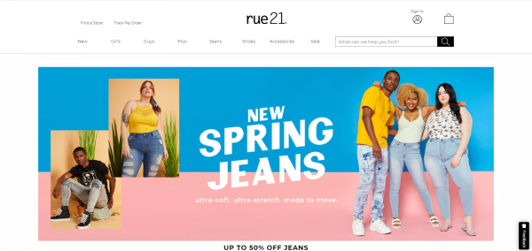 Rue21 Store Like Charlotte Russe