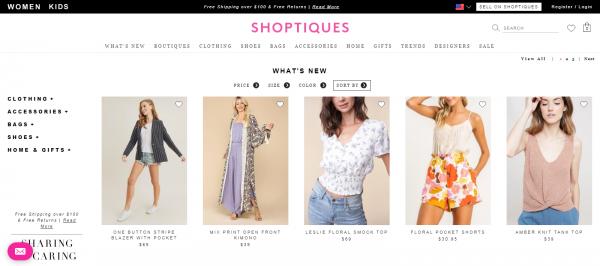 Shoptiques Store Like Charlotte Russe