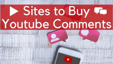 Sites to Buy Youtube Comments