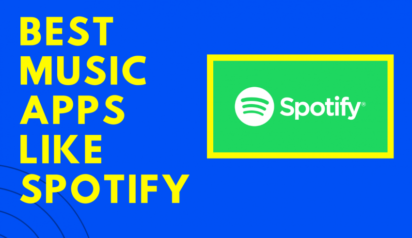 Apps like Spotify