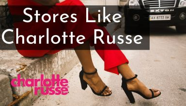 Stores Like Charlotte Russe