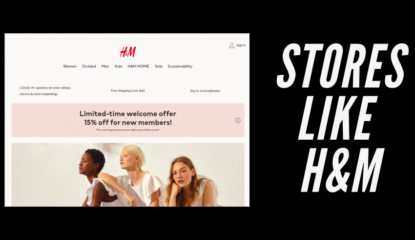 Stores Like H&M
