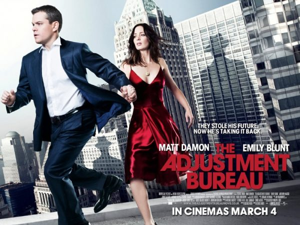 The Adjustment Bureau: Movie Like Inception