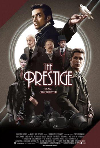 The Prestige Movie Like Inception