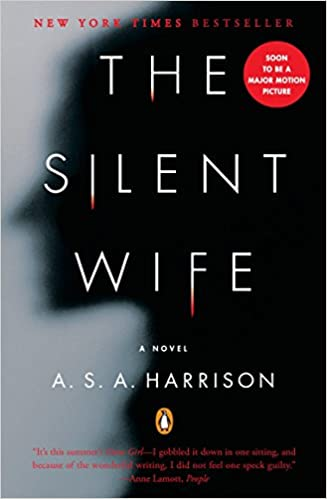 The Silent Wife Book