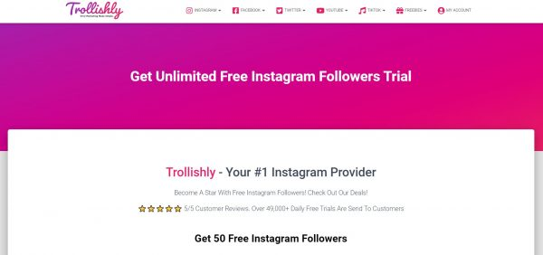 10 Best Sites To Get Free Instagram Followers In 2021