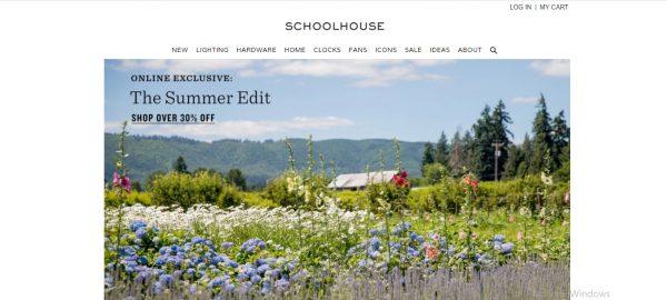 school house - website like flying tger