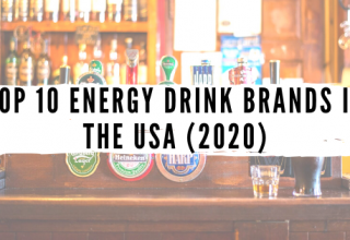 Energy Drink Brands