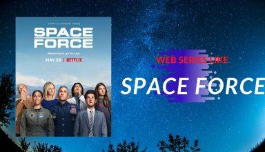 Best WEB SERIES LIKE SPACE FORCE