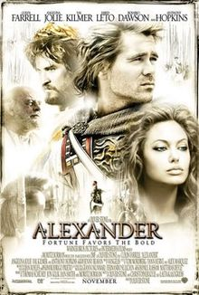 Alexander Movie: Movie by Oliver Stone