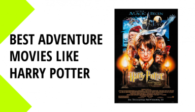 Best Adventure Movies like Harry Potter