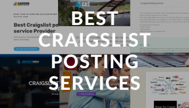 Best Craigslist Posting Services