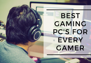 Best Gaming PC's For Every gamer.