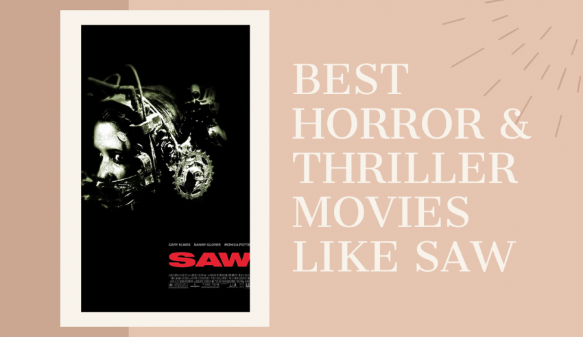 Best Horror & Thriller Movies like Saw