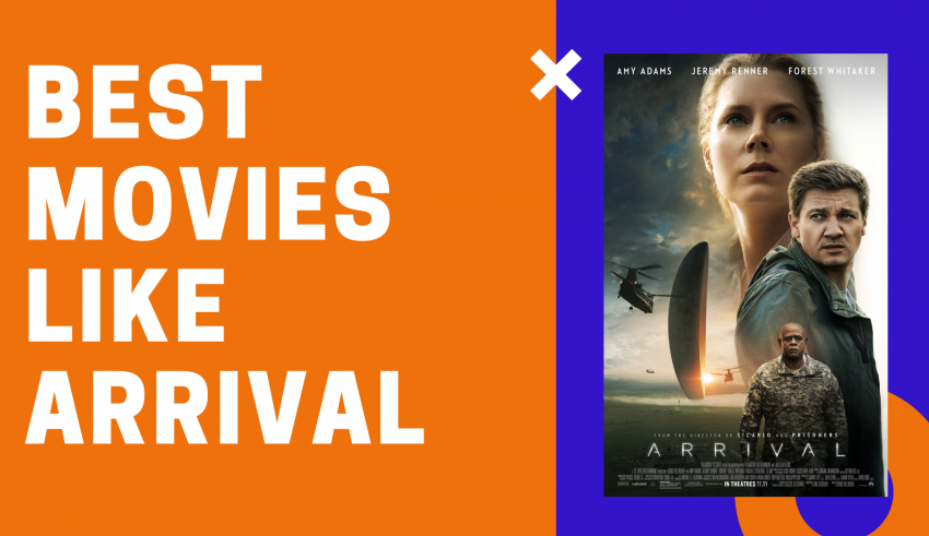 Best Movies Like Arrival