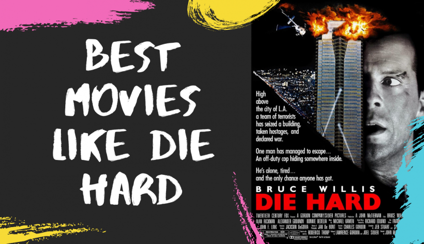 Best Movies like Die Hard