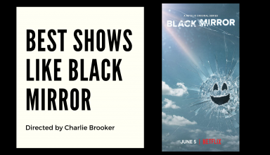 Best Shows like Black Mirror