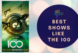 Best Shows like the 100