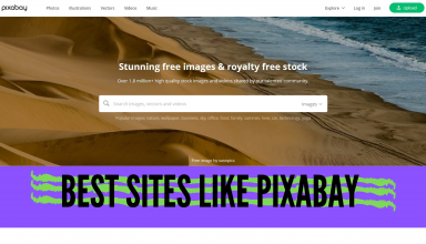Best Sites Like Pixabay