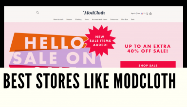 Best Stores like Modcloth