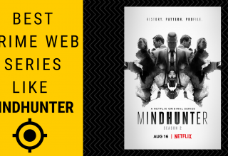 Best Web Series Like Mindhunter