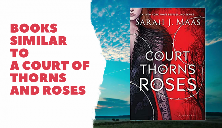 Books Similar to A Court of Thorns and Roses