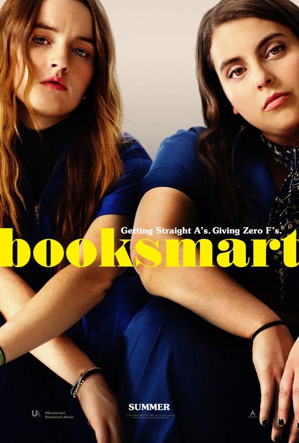Booksmart (2019) posture