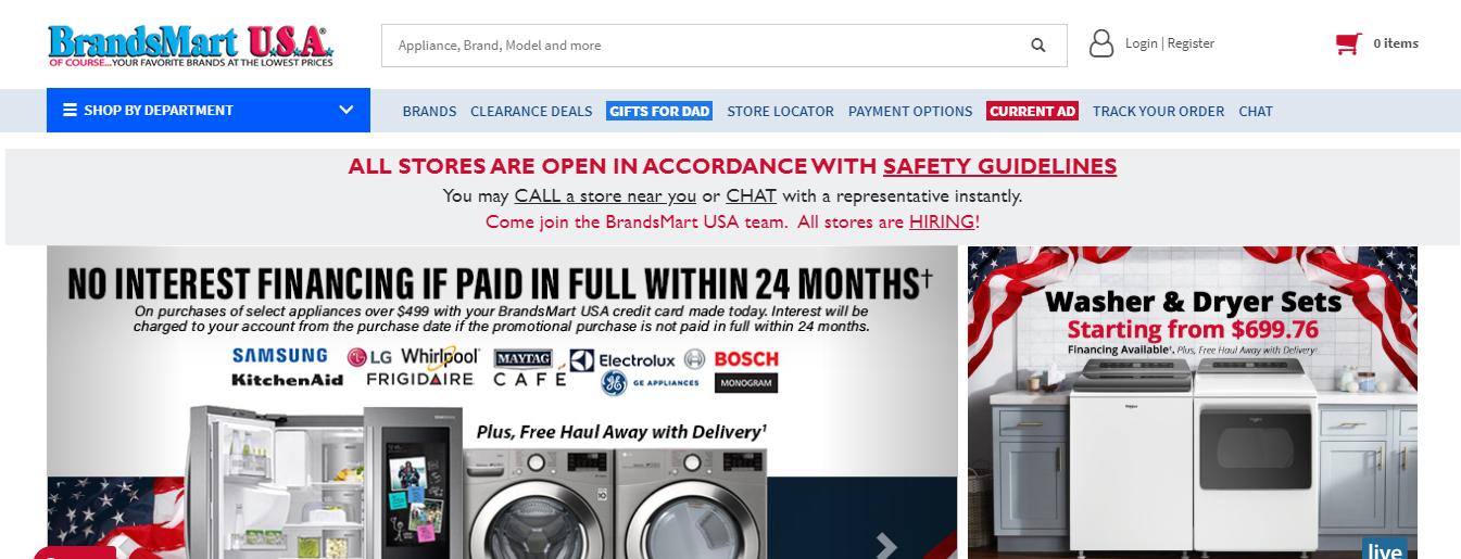BrandsMart U.S.A.