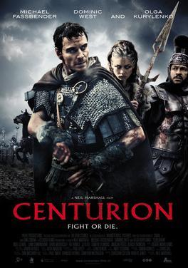 Centurion: Movie like 300 on netflix