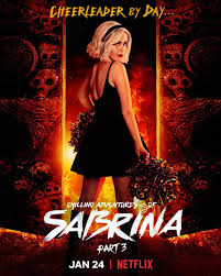 Chilling Adventures Of Sabrina : movie poster