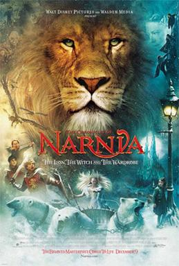 Chronicles of Narnia (2005, 2008, 2010) poster