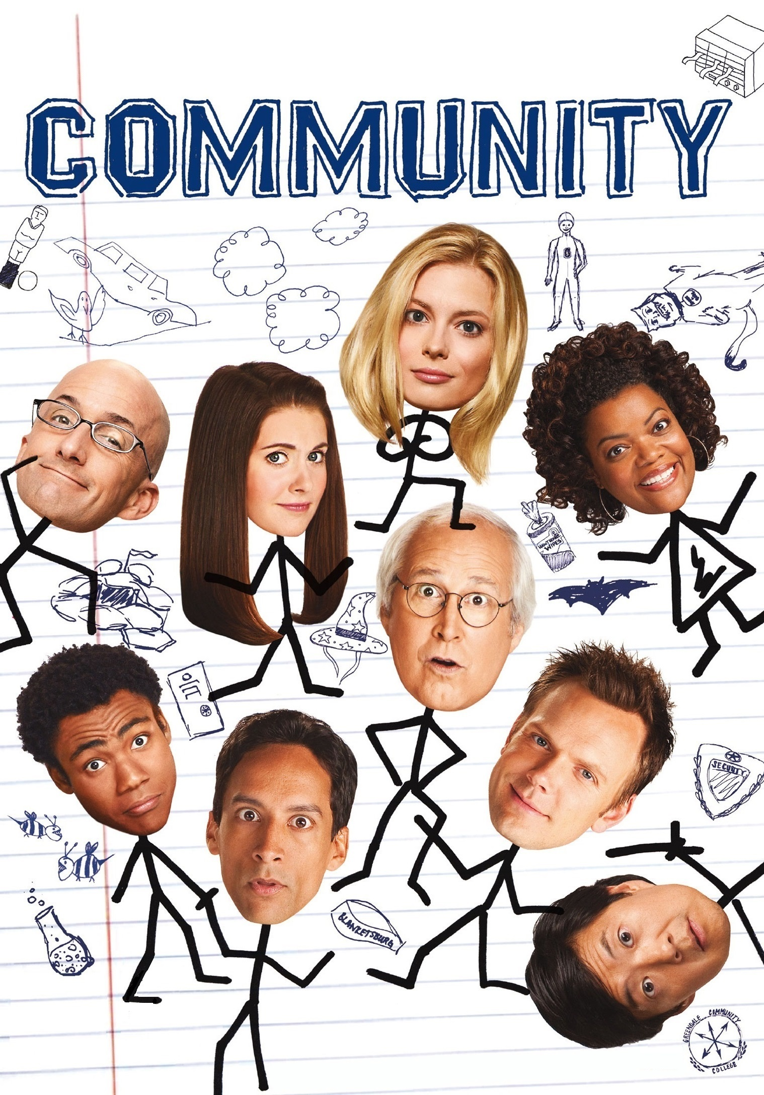 Community Movie Poster
