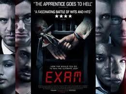Exam Movie Poster