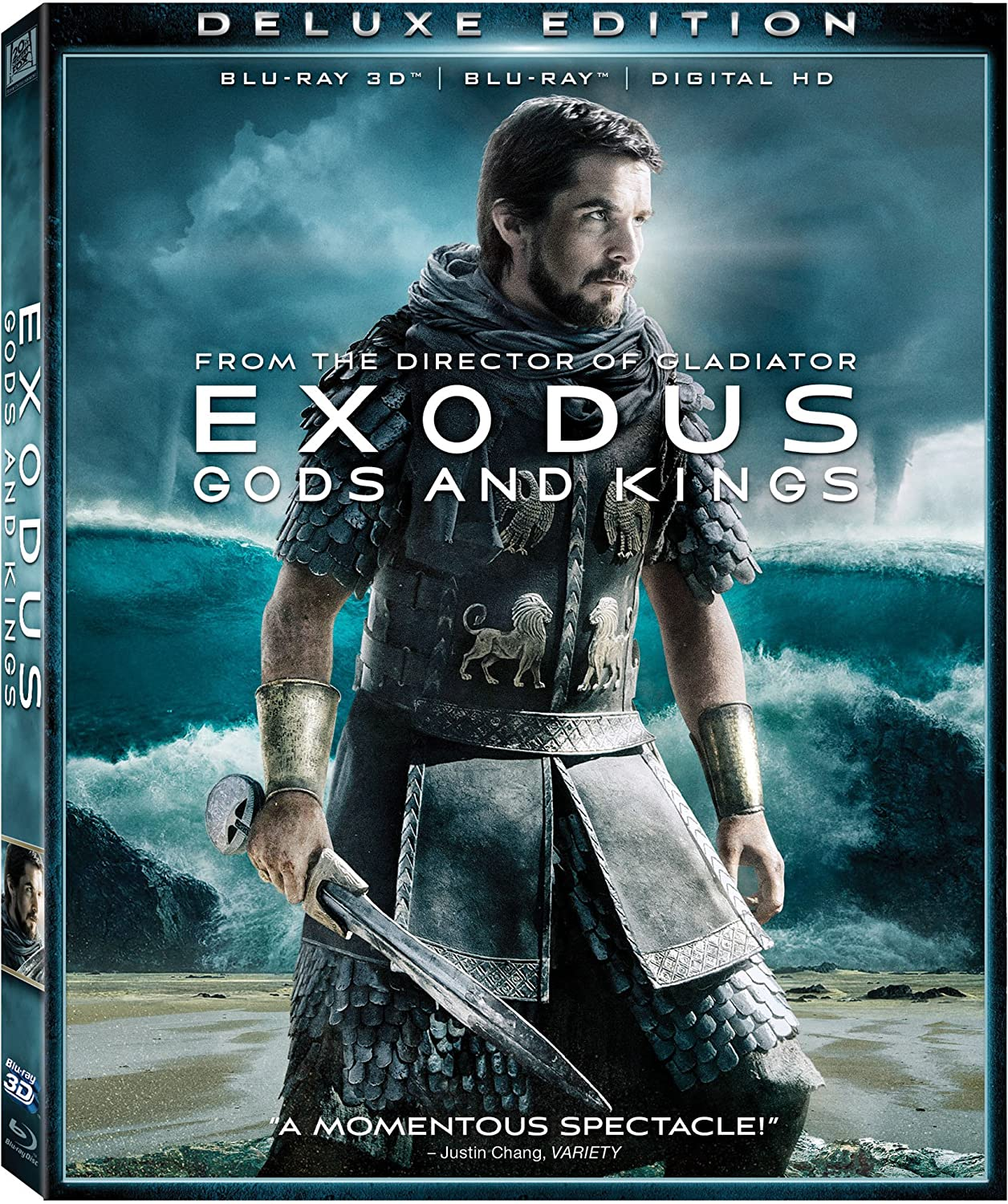 Exodus Gods and Kings.