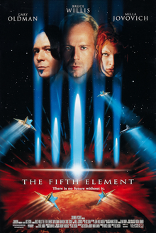 Fifth Element posture