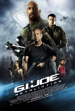 G.I.Joe: Retaliation movie