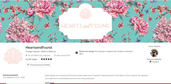 Hearts and found
