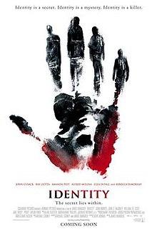 Identity movie similar to Escape room