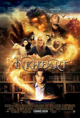 Inkheart (2008) poster